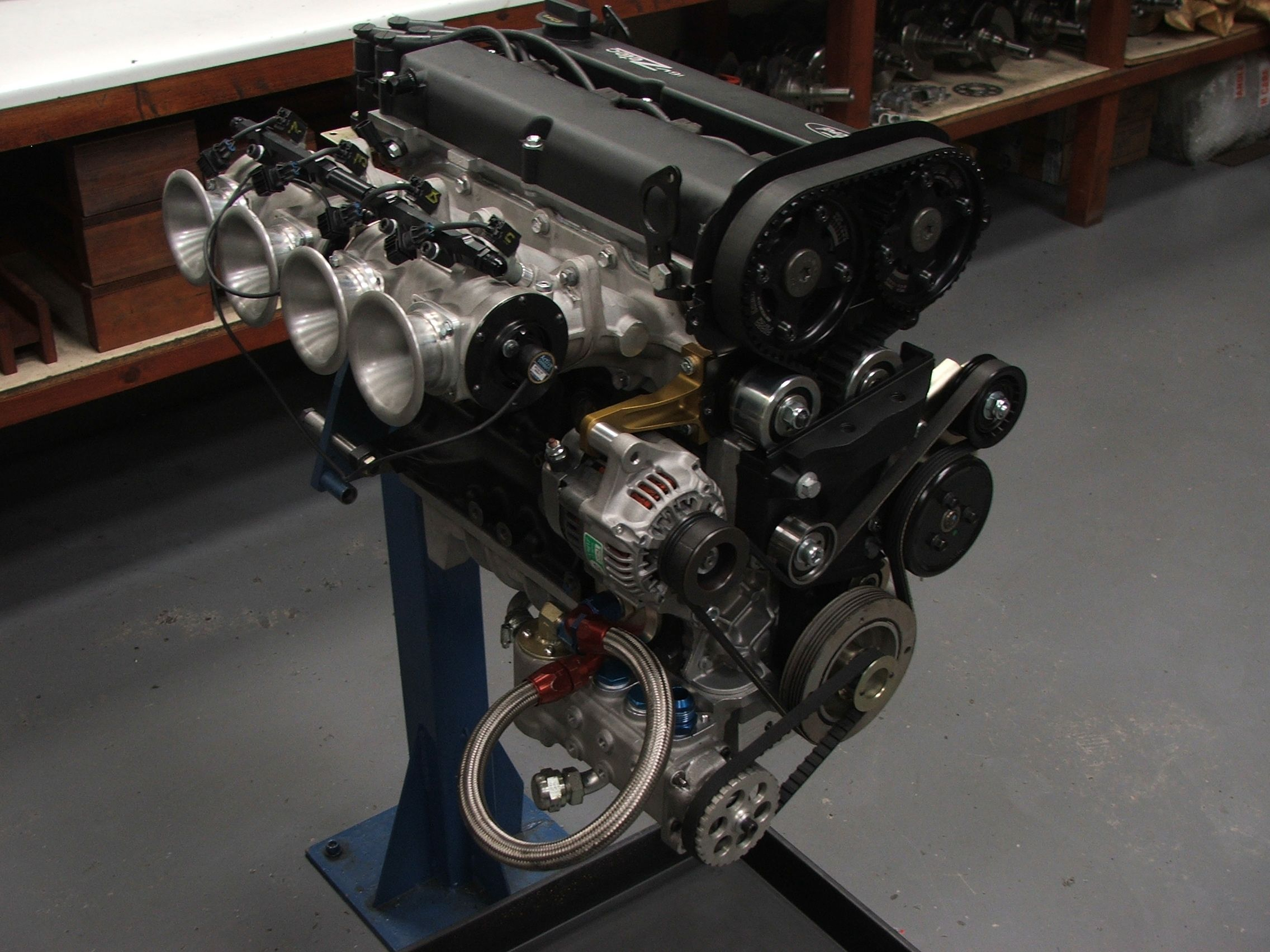 Zetec Engines