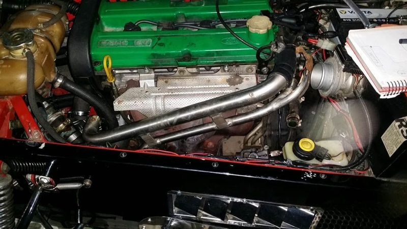 New cooling system hoses #42
