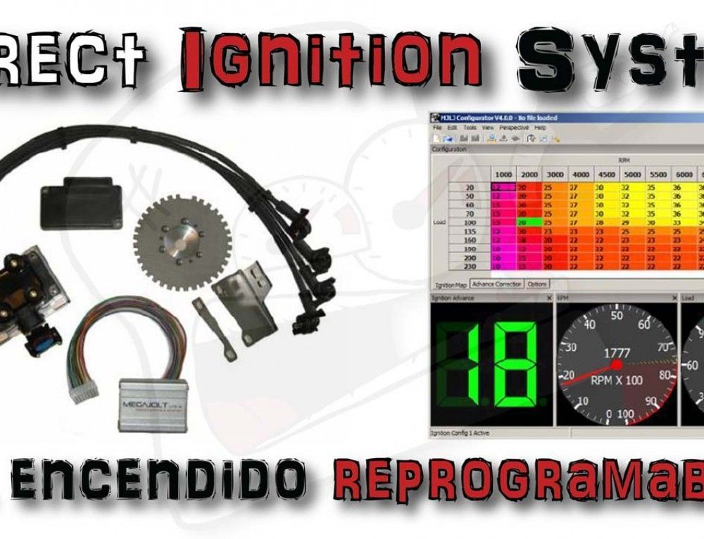 DIS – Direct Ignition System
