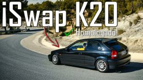 Swap Civic K20 Fran PetrolheadGarage web